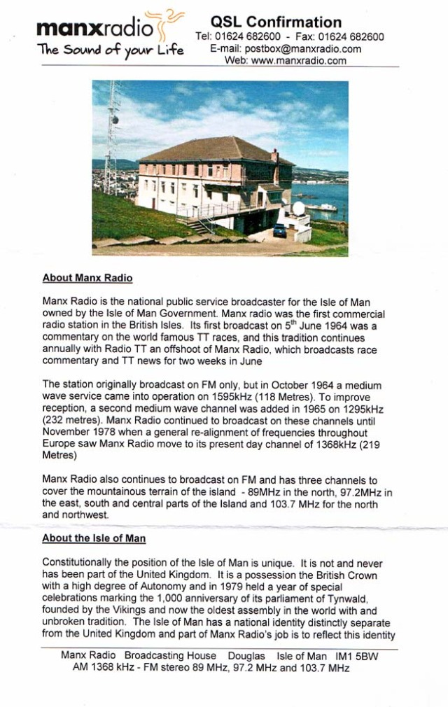 Manx Info