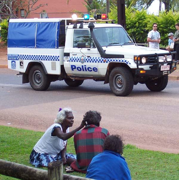 Locals in Nhulunbuy